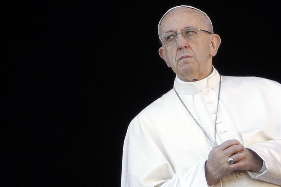 Bild Papst Franziskus