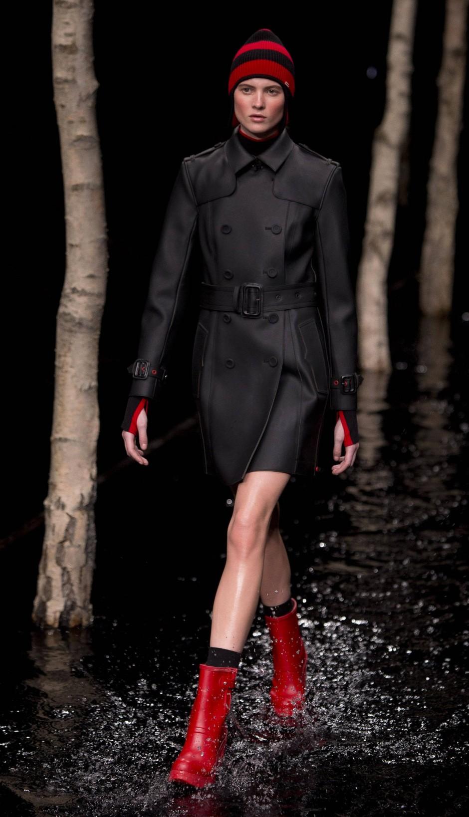 cheaper 575fb 9e31e Bilderstrecke zu: Modechef will Hunter zur Lifestyle-Marke ...