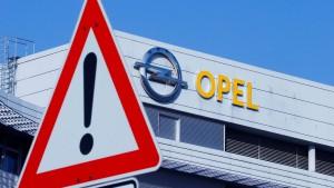 Opel wird zum Politikum