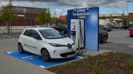 Diesel-Krise schiebt Absatz von Elektroautos an