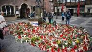 Münster nach dem Anschlag: Jetzt ist noch ein weiteres Opfer zu betrauern