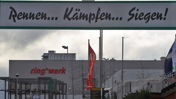 Möglicherweise Einigung am Nürburgring