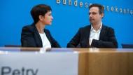 Petry: AfD muss ihr Profil weiter schärfen