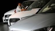 Das Image von Audi wurde offenbar aufpoliert. Der Ingolstädter überholt sogar Tesla.