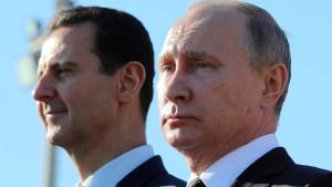 Botschaften an Putin