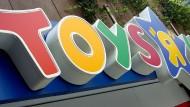 """Bis zu 13 Obergeschosse soll das neue Gebäude, in dem jetzt Toys""""R"""" Us untergebracht ist, erhalten."""