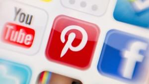 Pinterest legt Zahlen offen