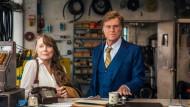 Sie sind nicht in der Werkstatt, um sich reparieren zu lassen, sondern zum Spielen: Sissy Spacek und Robert Redford