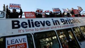 Wieder eine Niederlage gegen die Erz-Brexiteers
