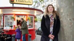 Ganz Frankfurt trifft sich am Wasserhäuschen
