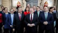 Die neue dänische Mitte-Rechts-Regierung unter Führung von Lars Løkke Rasmussen