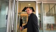 Lässt seine Rechte als SPD-Mitglied für fünf Jahre ruhen: der frühere Bundestagsabgeordnete Sebastian Edathy