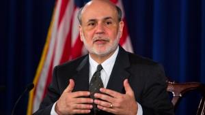 Ben Bernanke treibt die Aktienkurse