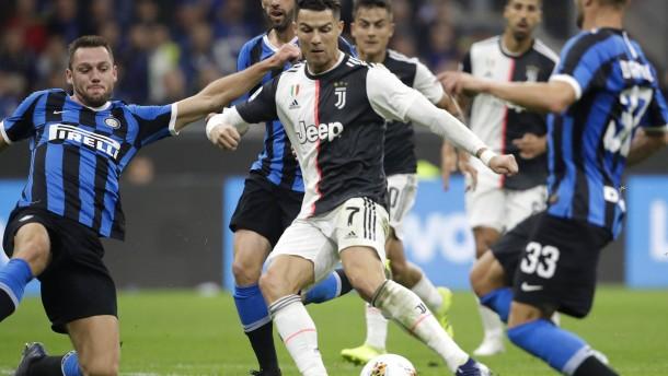 Juventus stürzt Inter vom Thron