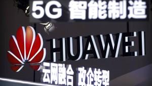 China droht Australien wegen Huawei