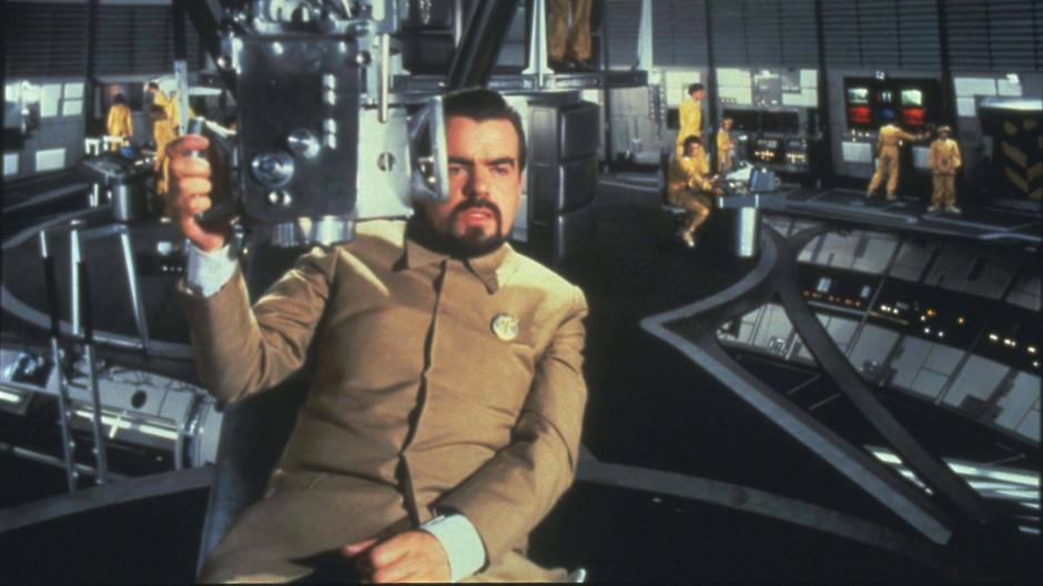 """""""James Bond 007: Moonraker – streng geheim"""" (Lewis Gilbert, 1979)"""