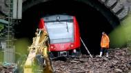 Die Bahnreform ist stecken geblieben.