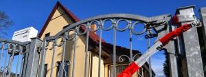 Wohnhaus in Müllrose (Brandenburg): Ein Mann soll hier seine Großmutter umgebracht haben.