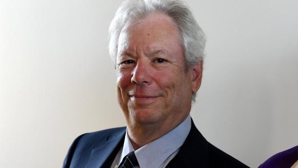 Wirtschaftsnobelpreis geht an Richard Thaler