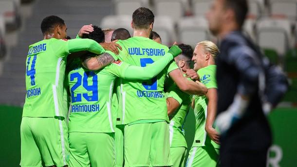Wolfsburg vor abermaliger Europa-League-Teilnahme