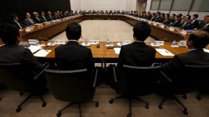Die Bank von Japan sucht nach neuen Instrumenten