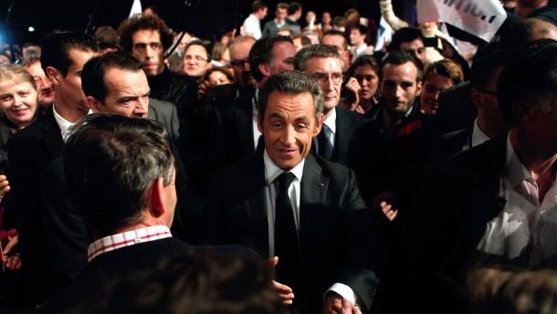 Sarkozy und die Vorlieben der Franzosen