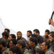 """Kämpfer des """"Islamischen Staates"""" in Syrien"""