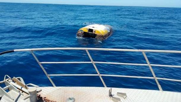 Yacht von Weltumseglerin nach acht Jahren im Ozean aufgetaucht