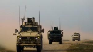 Trump will doch Soldaten in Syrien lassen
