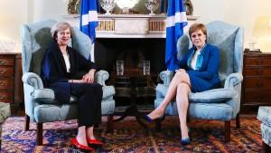 Schottland verschiebt Referendum
