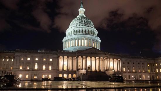Trump und Kongress einigen sich über Haushalt