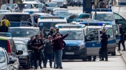 Polizei zahlt Eintracht-Fans Schadenersatz