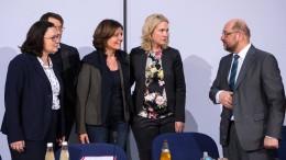 Steigt nun der Druck auf die SPD-Führung?
