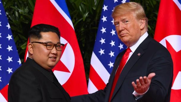 Zweites Treffen zwischen Kim und Trump vereinbart