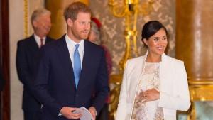 "Rätseln über ""Royal Baby"""