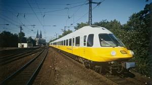 Der Zug zum Flug