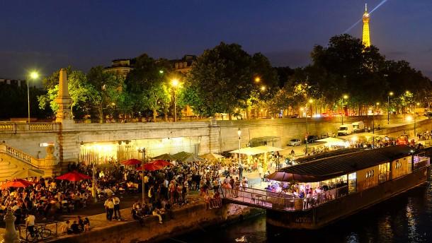 Gastronomie in Paris könnte schon am Montag schließen