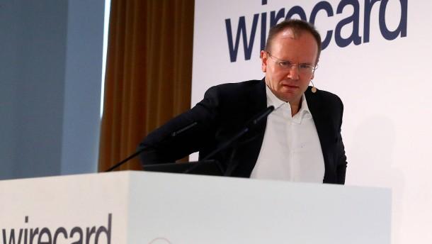 Ehemaliger Wirecard-Chef Braun festgenommen