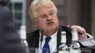 Warnt vor Referenden in Europa zu fast jedem Thema: der CDU-Europapolitiker Elmar Brok