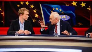 Europa als Sündenbock?