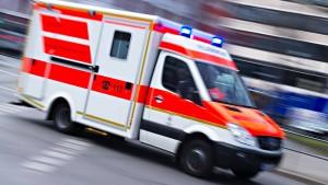 Überhitzte Bratpfanne löst Brand aus: Neun Verletzte