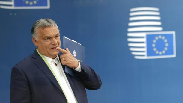 """Orbán auf Liste """"Feinde der Pressefreiheit"""""""