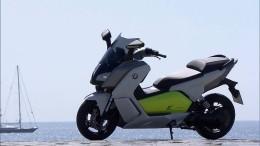 Elektro-Roller von BMW
