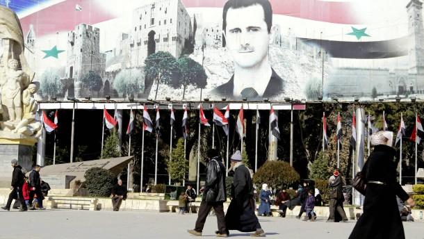 Amerika will Syriens Diktator Assad ablösen