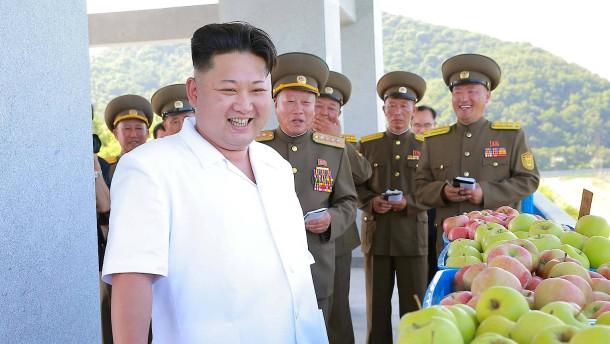 Nordkorea droht mit atomarem Erstschlag