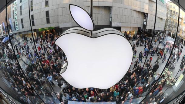 Was Apple antreibt