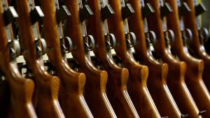 Innenminister einigen sich auf strengere Waffen-Regeln
