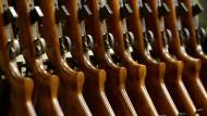 Gewehre: Auch ihr Besitz soll strenger kontrolliert werden.