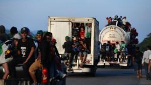 Trump will Kinder von Migranten länger in Gewahrsam nehmen