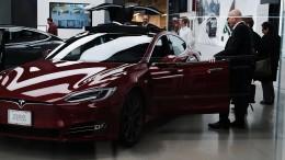 Angeblicher Tesla-Saboteur bezeichnet sich als Whistleblower